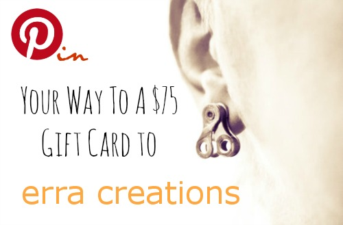 pinterest contest erra creations