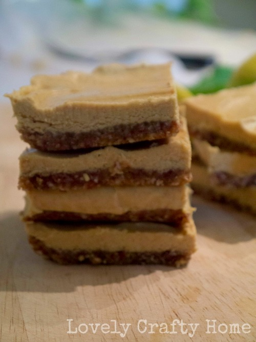 Paleo Vegan Raw Lemon Bars